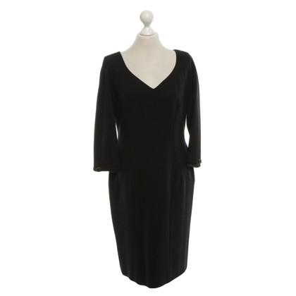 Rena Lange Form-fitting dress in black