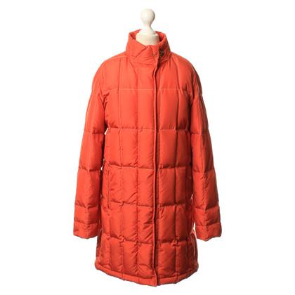 Fay Down jacket in Orange