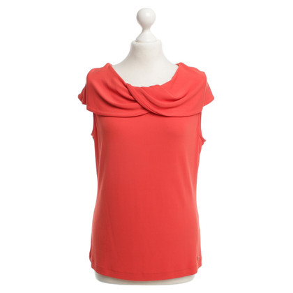 Escada Top a Orange