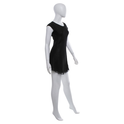 Armani Mini-jurk in zwart