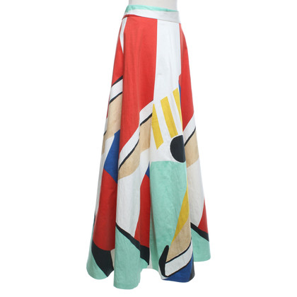 Alice + Olivia skirt in multicolor