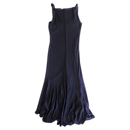 Armani Long asymmetric dress