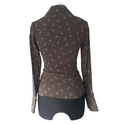 Karen Millen silk blouse