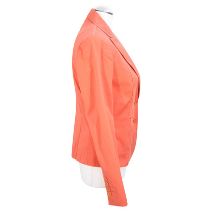 Stefanel Blazer en orange