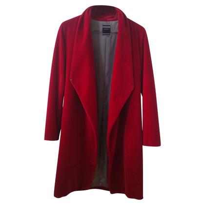 Joseph manteau de velours