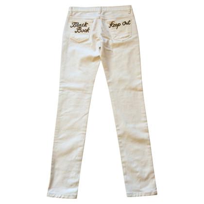 Richmond Jeans en blanc crémeux