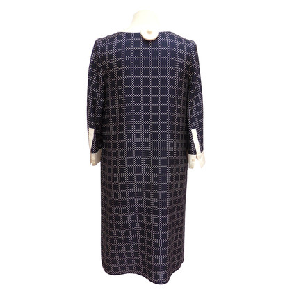 Christian Dior Silk dress with print
