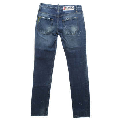 Dsquared2 Jeans with wash