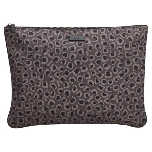 1777319891d Gucci Clutch Bag in Brown - Second Hand Gucci Clutch Bag in Brown ...