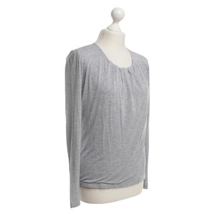René Lezard Shirt in Grey
