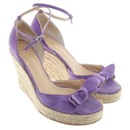 Unützer Wedges in purple