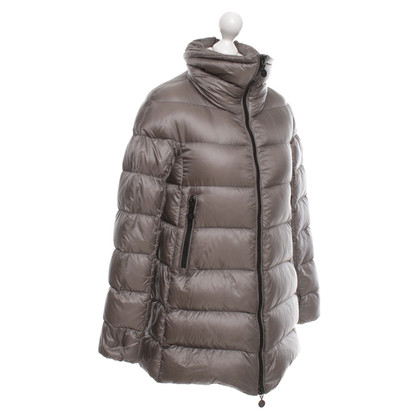 Moncler Down jacket in taupe