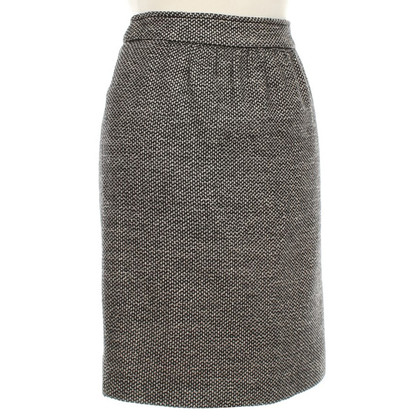 Dolce & Gabbana skirt in Black / White