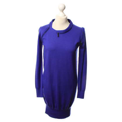 Calvin Klein Strickkleid in Blau