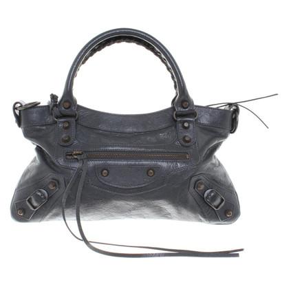Balenciaga Handtasche in Grau