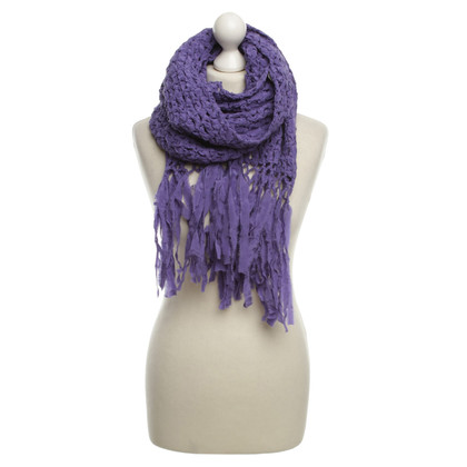 Marc Cain Scarf in purple