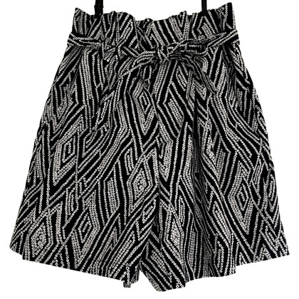 Drykorn Drykorn SILK Shorts, black white
