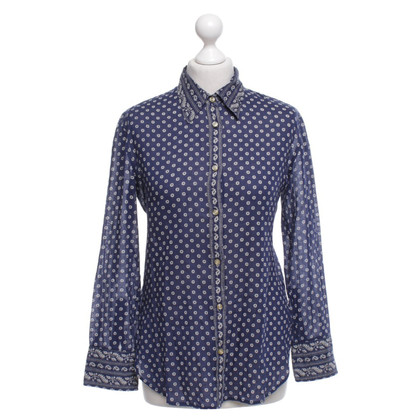 Isabel Marant Etoile Bluse mit Muster