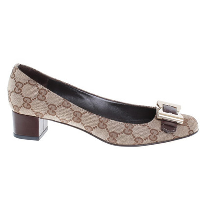Gucci Pumps mit Muster