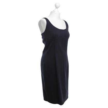 Christian Dior Vestito in blu scuro