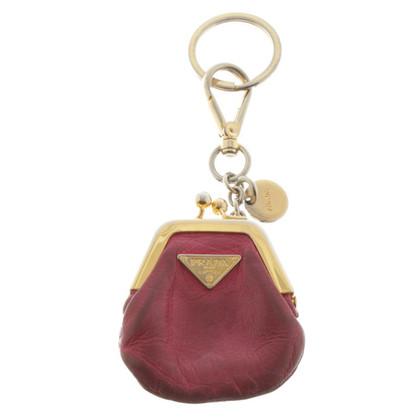 Prada Portachiavi con un design Bag