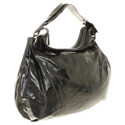 Marni Handtasche aus Lackleder