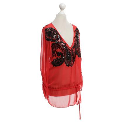 Karen Millen Tunic in red