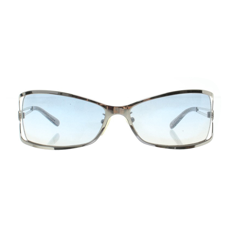 Givenchy Sonnenbrille in Silber-Grau