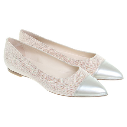 Fabiana Filippi Slipper in beige
