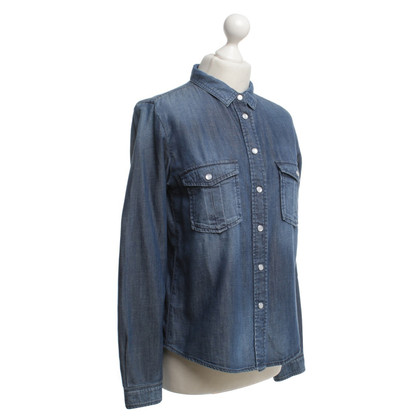 Max & Co Jeans shirt in blue