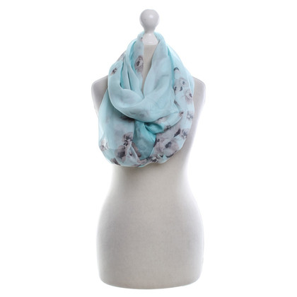 Armani Collezioni Scarf with floral pattern