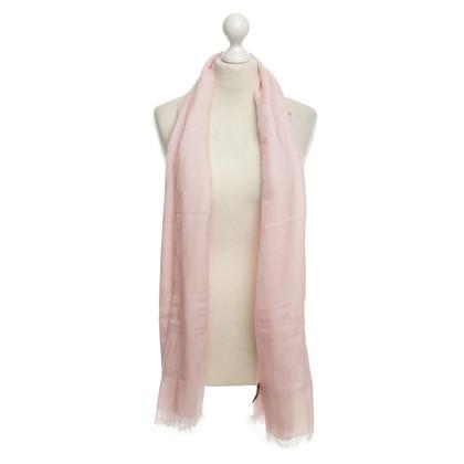 Hermès Kaschmir-Schal in Nude