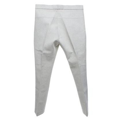 Jil Sander trousers in grey beige