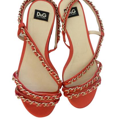 Dolce & Gabbana Zomer sandalen