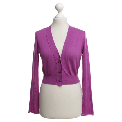 Marc Cain Bolero jacket made of knit