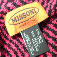 Missoni Stoles with zigzag pattern