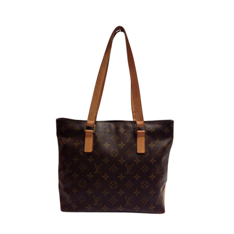 louis vuitton monogram canvas henkeltasche second hand louis vuitton monogram canvas. Black Bedroom Furniture Sets. Home Design Ideas