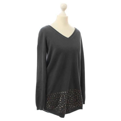 FTC Cashmere sweater with sequins