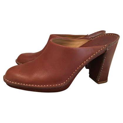 Tod's Mules in brown