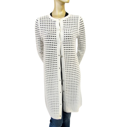 FTC Knitted coat made of cashmere
