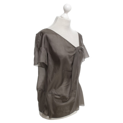 Chloé Silk shirt in grey