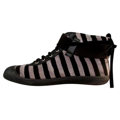 Sonia Rykiel Sneakers made of velvet