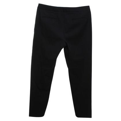 Whistles Pantaloni in Black