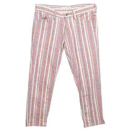 Isabel Marant Etoile Jeans with pattern