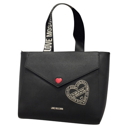 Moschino Love Tote Bag