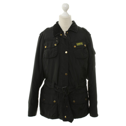 Barbour Jas in zwart