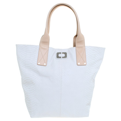 Diane von Furstenberg Shopper in Creme