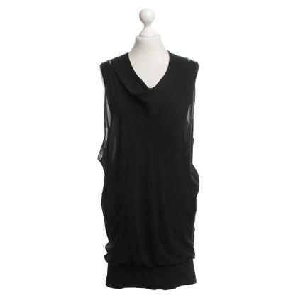 Brunello Cucinelli Two-ply dress