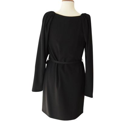 Jil Sander Kleid mit definierter Schulterpartie