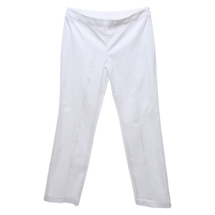 Akris trousers in white